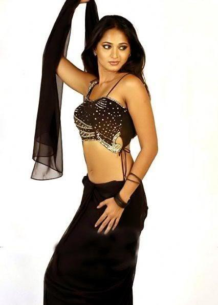 Anushka Shetty Spicy Pose Photo Shoot