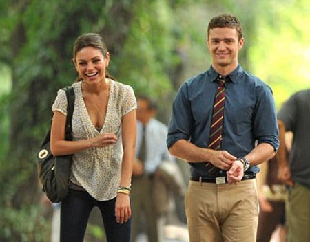 Friends with Benefits Movie Justin Timberlake and Mila Kunis Sweet Still