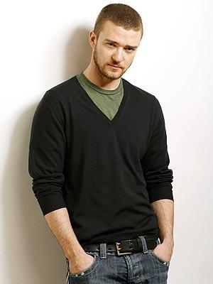 Hollywood Hunk Justin Timberlake Pic