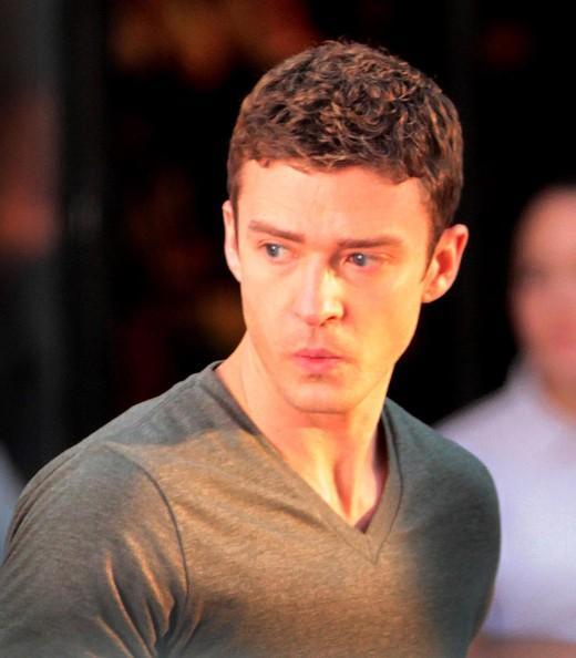 Sexy Star Justin Timberlake Pic