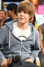 Pictures of Justin Bieber The Rock Star