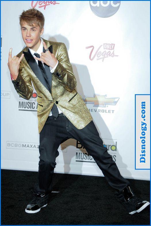 Sexiest Star Justin Bieber  at Billboard Awards