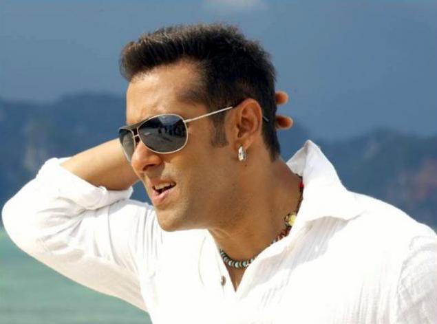 Salman Khan Cool Look Pic