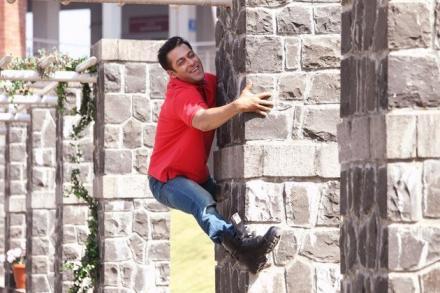 Salman Khan Red Shirt In Bodyguard