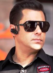 Salman Khan Smart And Sincere In Bodyguard