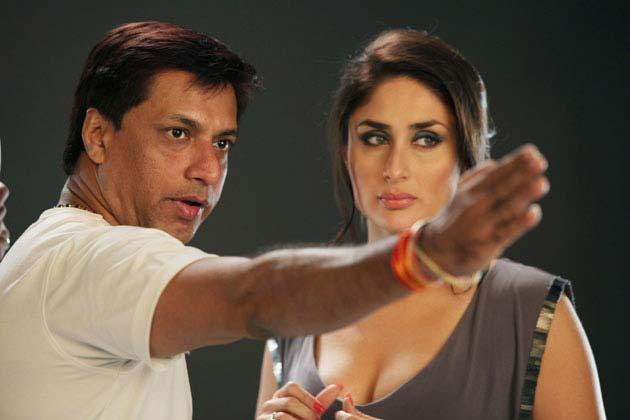 Bhandarkar Directing His Heroine