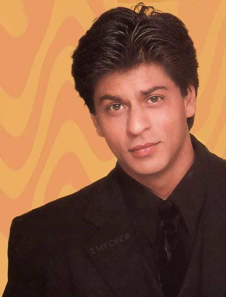 Handsome Shahrukh Khan Attractive Looks On