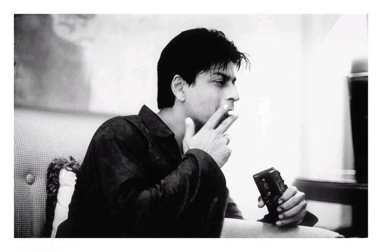 Shahrukh Khan Amazing Look Pic