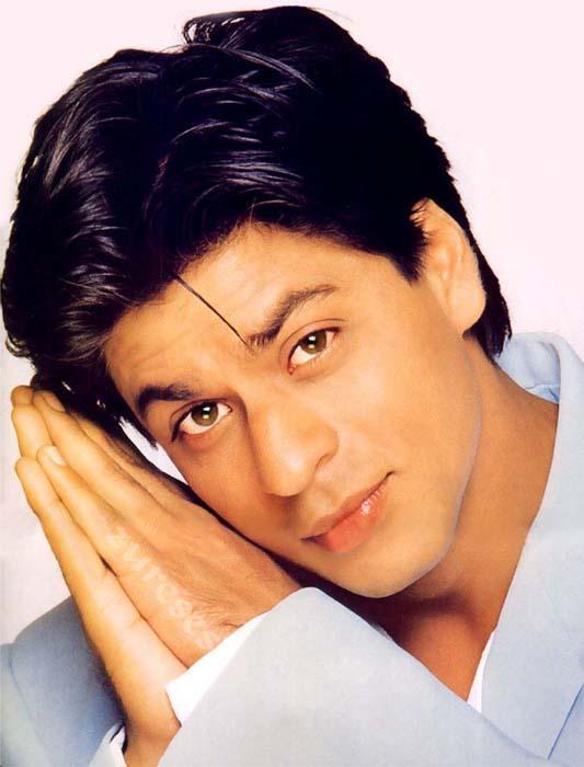 Shahrukh Khan Dazzling Face Look With Cool And Nice Pic