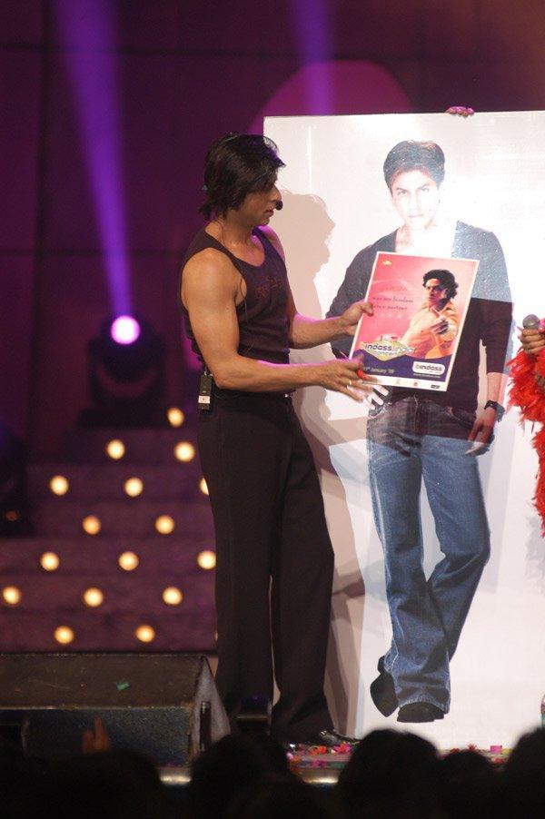Shahrukh Khan Hot Body Show Pic