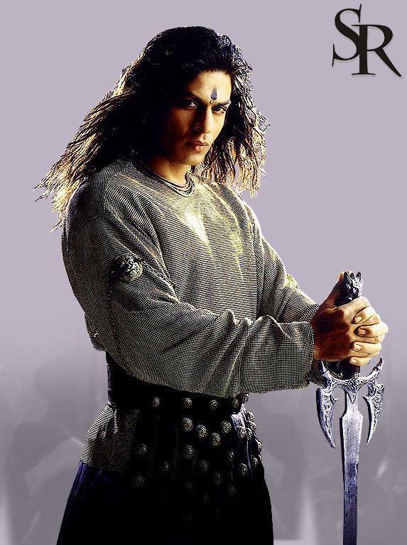 Shahrukh Khan Hot Look In Ashoka