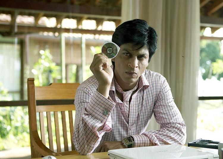 Shahrukh Khan Hot Look