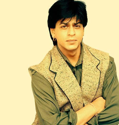 Shahrukh Khan Stunning Face Look Stills