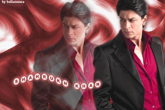 Shahrukh Khan Stylist Look Pic