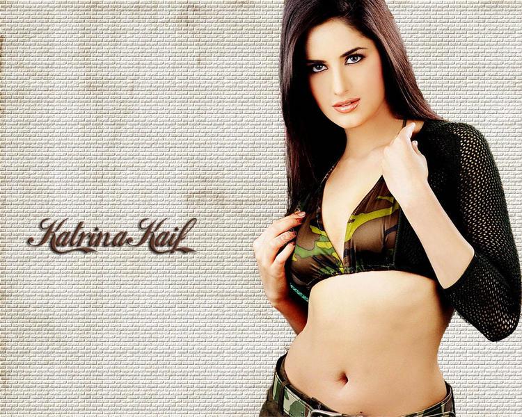 Katrina Kaif Attractive Pose Wallpaper