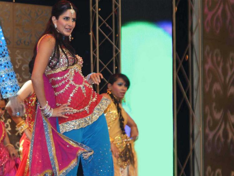 Katrina Kaif Sexy Dancing Pic