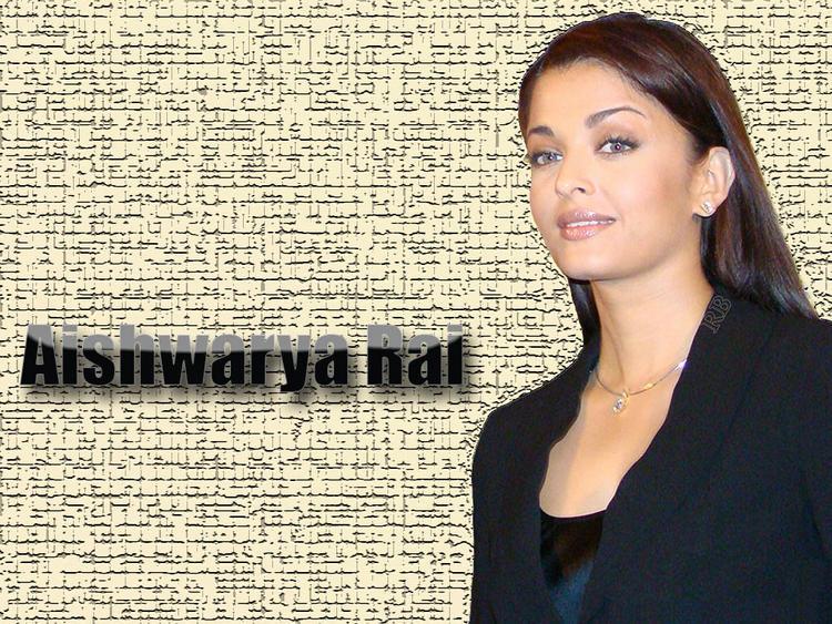 Glorious Beauty Aishwarya Rai Wallpaper
