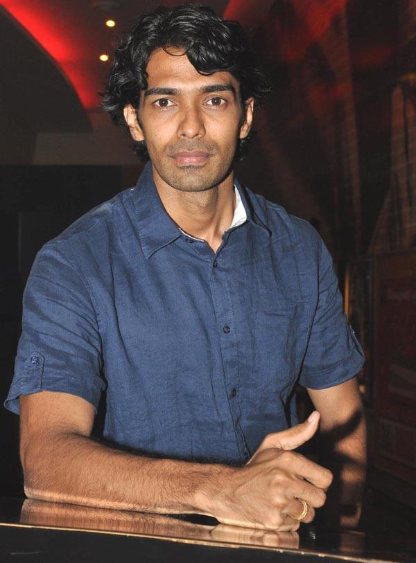 Sandeep Mohan at the Screening of Love Wrinkle at PVR