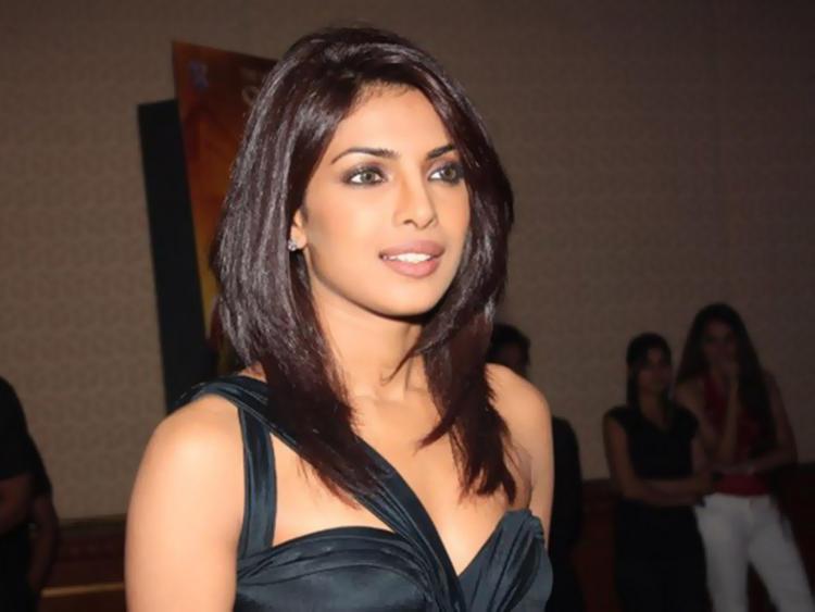 Priyanka Chopra Fresh Look Pic