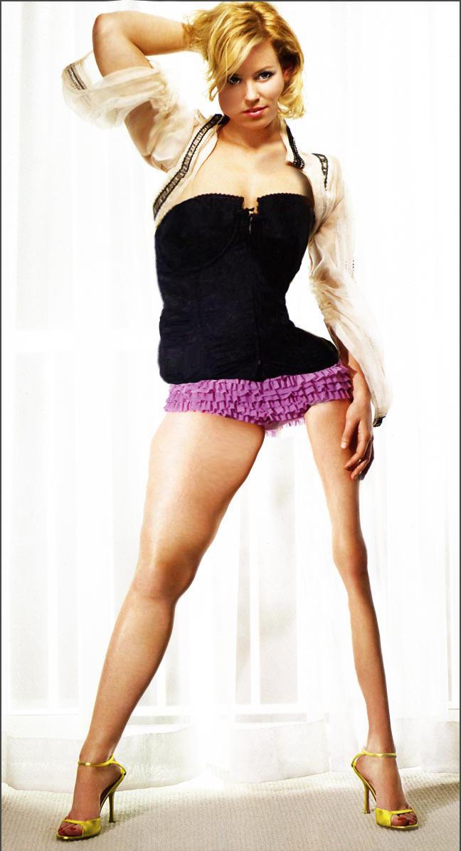 Elizabeth Banks Mini Dress Hot Photo