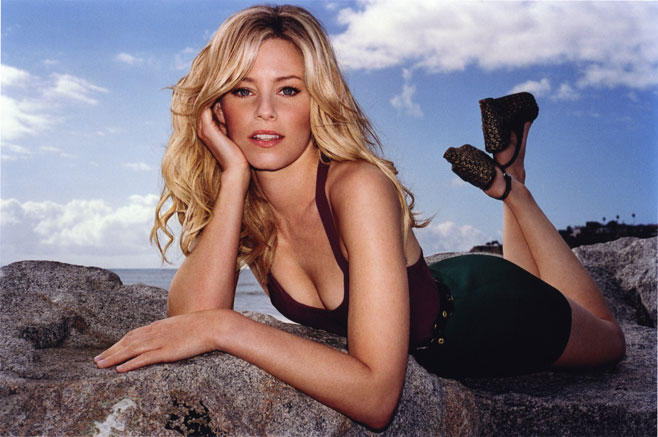 Elizabeth Banks Very Hot Sexy Picture