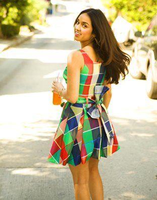 Summer Bishil Mini Dress Stills