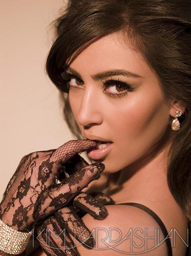 Kim Kardashian Hottest and Sexiest Photo