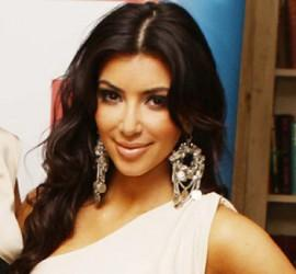 Kim Kardashian Looking Very Beautiful