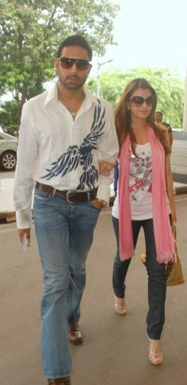 Aish and Abhi Stylist Pic