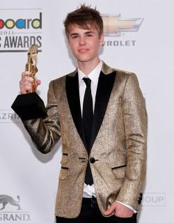 Justin Bieber at Billboard Awards