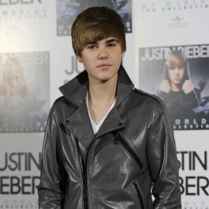 Rock Star Justin Bieber Photo
