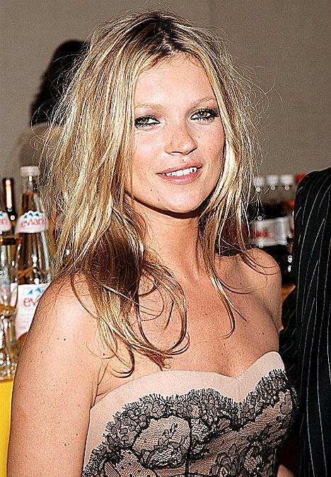 Kate Moss Strapless Dress Hot Still