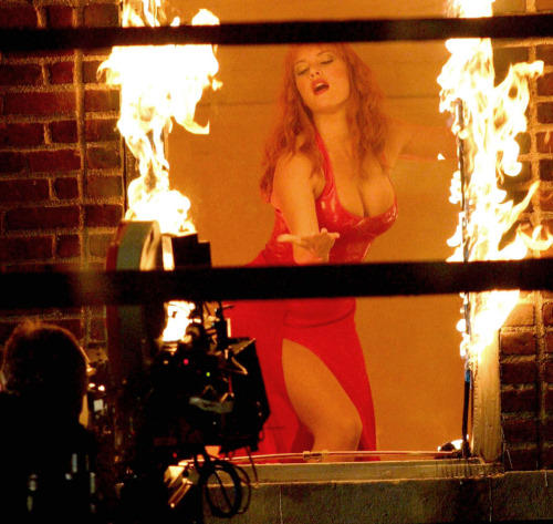 Hot Kate Winslet In Fire