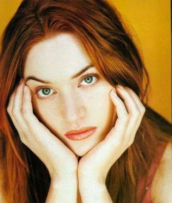 Kate Winslet Cute Face Look Still