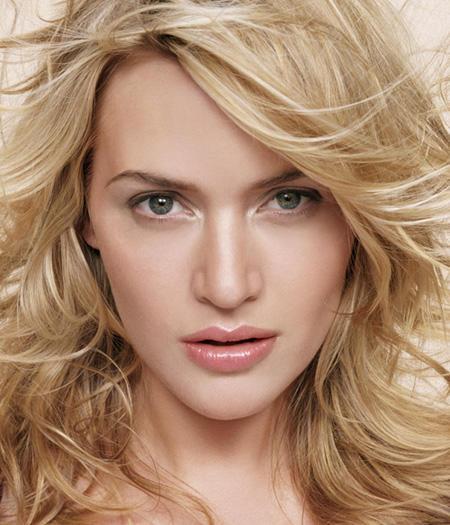 Kate Winslet Sexy Blue Eyes Look Still
