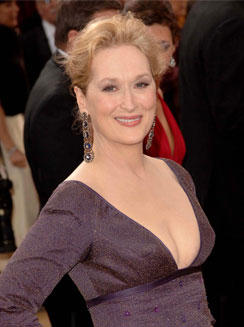 Gorgeous Babe Meryl Streep Photo