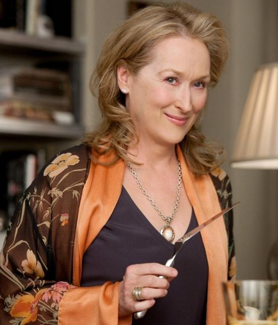 Meryl Streep Cute Smile Still