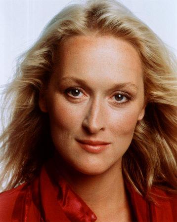 Meryl Streep Glamour Pic