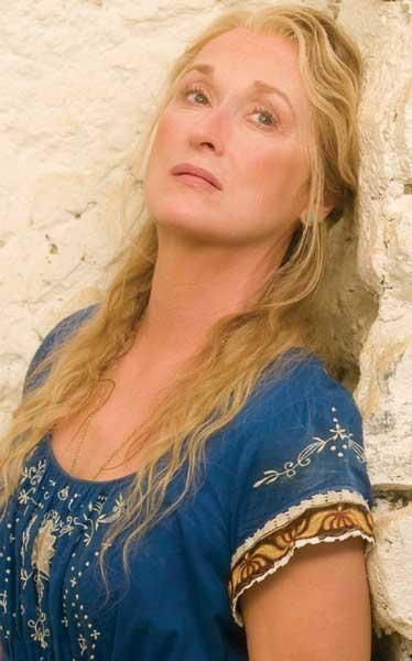 Meryl Streep Sizzling Hot Still