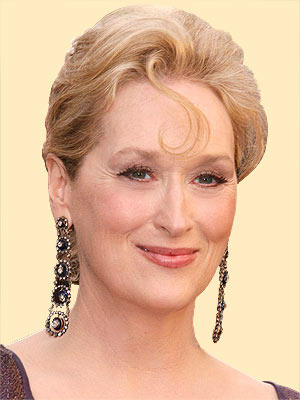 Stunning Babe Meryl Streep Beauty Still