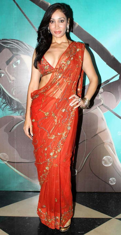 Hot Sofia Hayat at Special Screening of Arjun The Warrior Prince