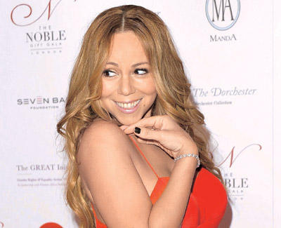 Mariah Asks For A Special Attendant In Her Dressing Room Just For Handing Her The Towels