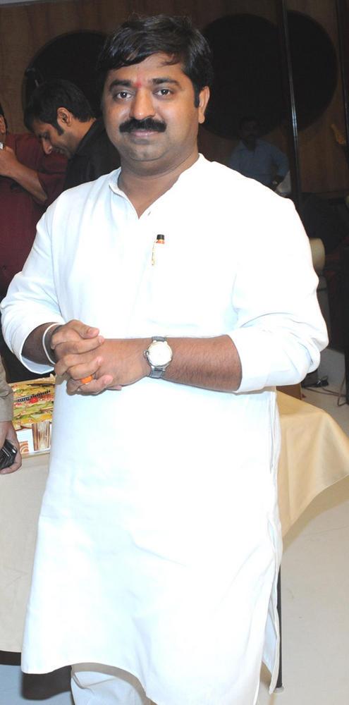 Ram Kadam At Viveck Shettyy Birthday Bash