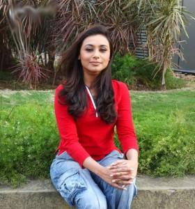 Rani Mukherjee Simple Look Stills