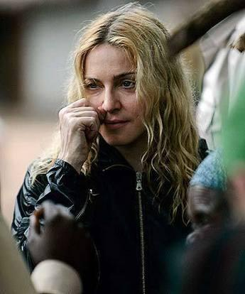 Madonna Black Jacket Still