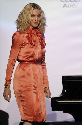 Madonna Sexy dress Still