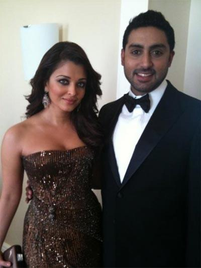Sexiest Couple Aish and Abhi Latest Photo