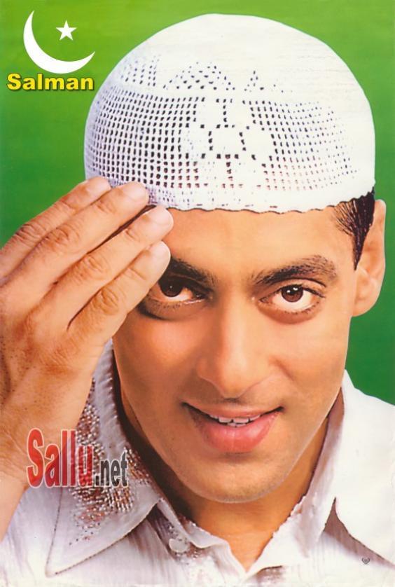 Handsome Salman Khan Eid-Ul-Fitr Look Nice Pic