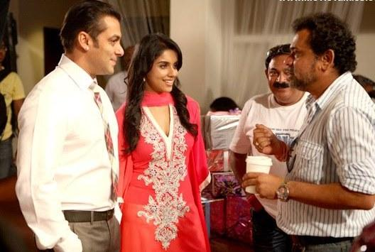 Salman And Asin In Ready