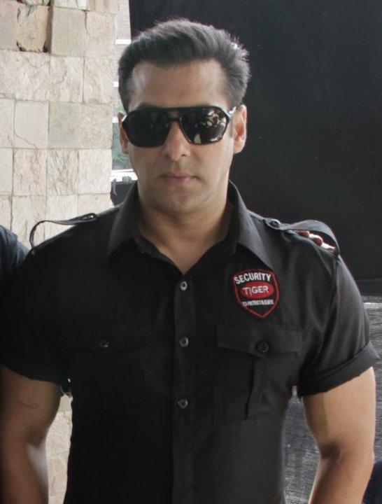 Stylist Salman Khan Wearing Goggles In Bodyguard